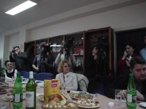 Komora novinari