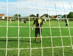 Fudbal iza gola