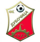 FK Dubocica amblem
