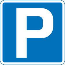 Parking znak