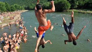 Vlasotince jezero za kupanje