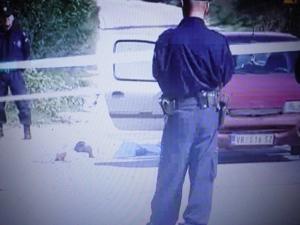 Ljubisa ubijen pored auta