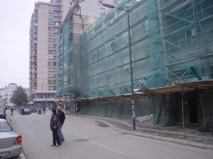 Obnova fasada Le