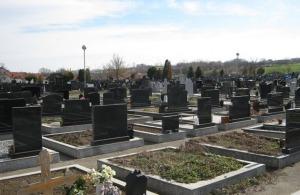 Zadusnice groblje