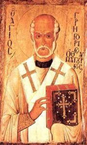 Sv. Grigorije Cudotvorac