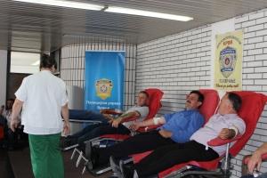 Dobrovoljni davaoci krvi Vr policija