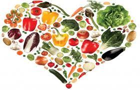Zdrava hrana srce