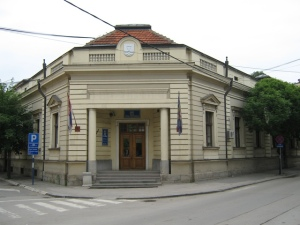 Gradska skupstina Leskovca