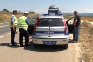 Policija saobracajci leto