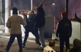 Napad na policiju 1