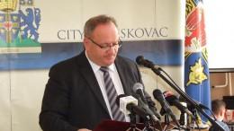 Goran Cvetanovic uz mikrofone